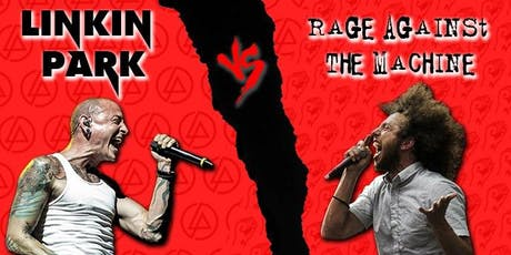 Linkin Park vs. Rage Against The Machine: Live Band Tribute @ HVAC Pub tickets