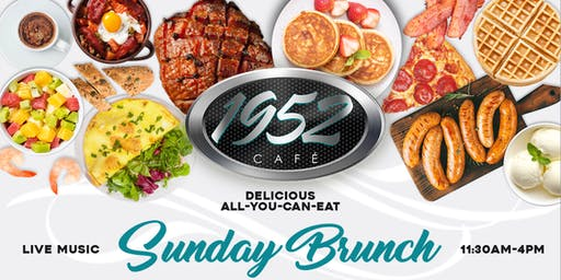 Sunday Brunch: All-You-Can-Eat