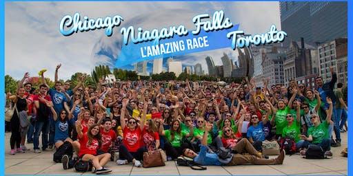 4.5 days Road Trip to Chicago, Toronto, Niagara Falls