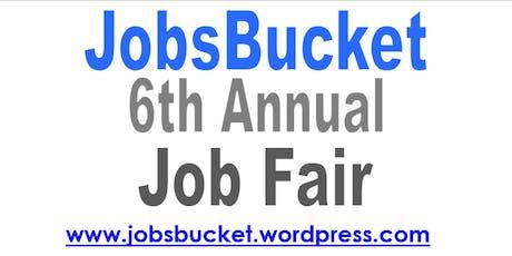2019 Jobsbucket Job Fair  tickets