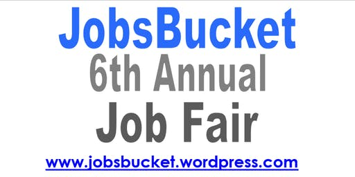 2019 Jobsbucket Job Fair