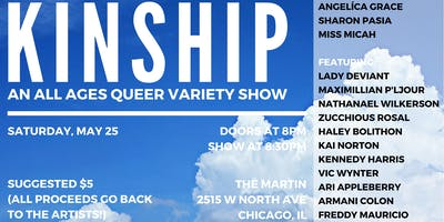 KINSHIP: An All Ages ***** Variety Show