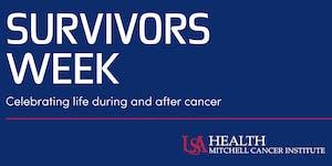 USA Health Mitchell Cancer Institute Survivors Week