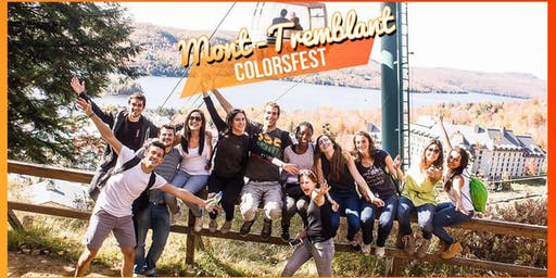 The Colorfest - MEGA Hiking Student Trip