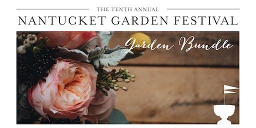 """Nantucket Garden Festival """"Garden Bundle"""""""