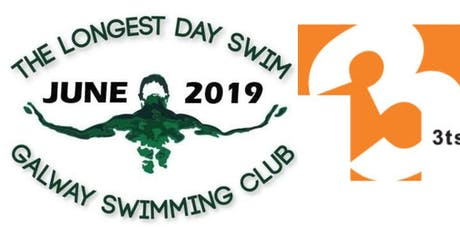 2019 GALWAY LONGEST DAY SWIM - GALWAY SWIMMING CLUB & 3TS tickets