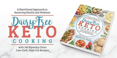 MIAMI - Kyndra Holley Book Signing and Meet and Greet - Dairy Free Keto Cooking