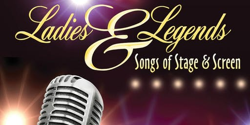 Ladies & Legends, with Musical Director Gary Beard, a Theatre Memphis production