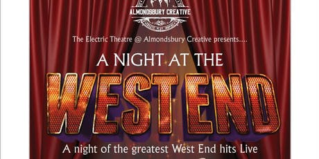 A Night in the West End tickets