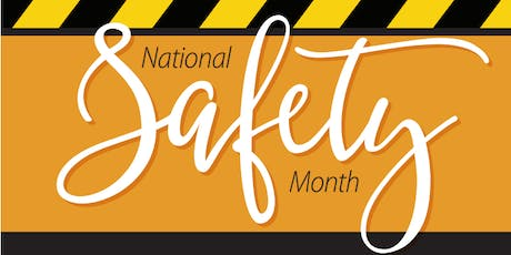 National Safety Month Series: Female Self Defense-Situational Awareness tickets