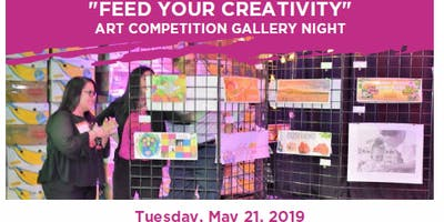 """Feed Your Creativity"" Gallery Night presented by Delta Air Lines"