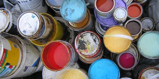 Community RePaint - Beeston Collection slot - 9am - 10am