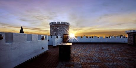 Sunset Yoga on the Roof @ The Kentucky Castle tickets