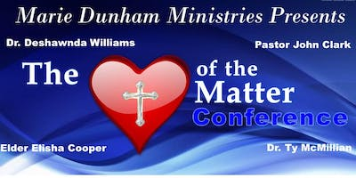 The Heart Of The Matter Conference 2019