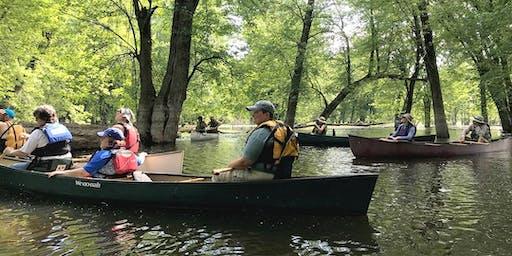 Warbler Paddle on Vermillion River Bottoms