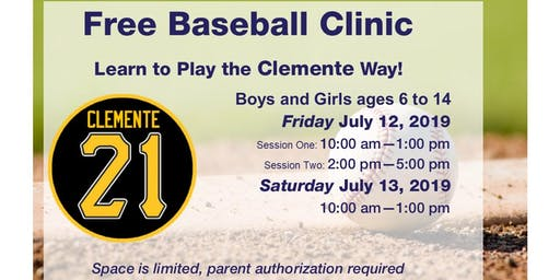 90th LULAC National Convention and Exposition Baseball Clinic