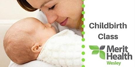 Childbirth Class tickets