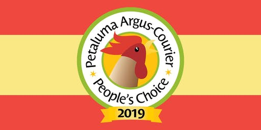 Petaluma People's Choice Awards 2019