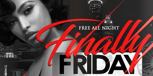 Finally Friday : Happy Hour (Formerly Wet Willies)