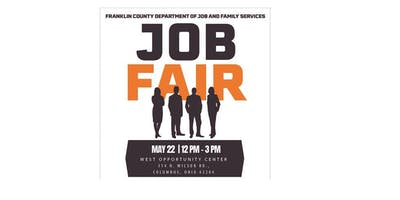 Franklin County Dept. of Job and Family Services Job Fair