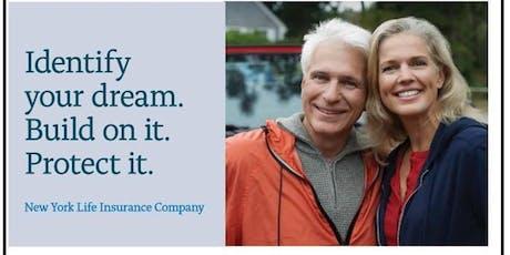 Long Term Care Insurance from New York Life (Wayne, PA) tickets