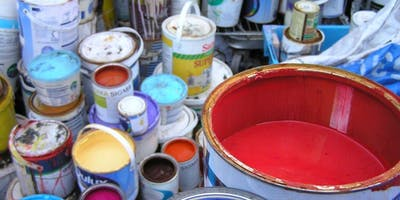 Community RePaint - Warsop Collection slot - 11am - 12 mid day