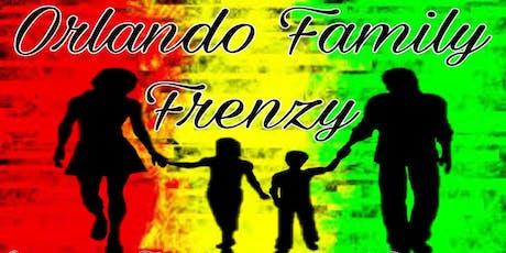 Orlando Family Frenzy tickets