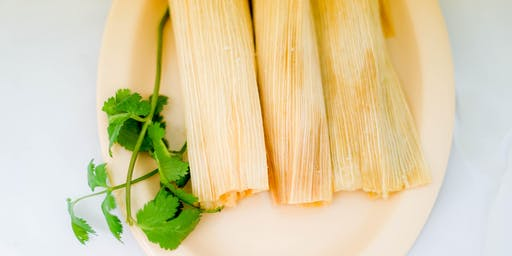 SOLD OUT!  CLASS: Authentic Interior Mexican Cooking: Tamales