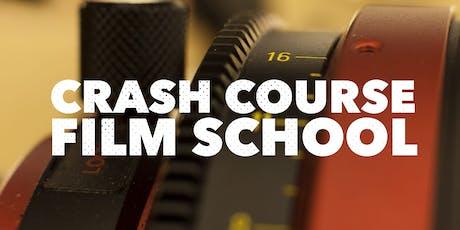 Crash Course Film School tickets
