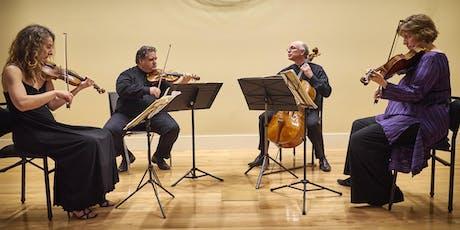 Laudholm Live: DaPonte String Quartet tickets