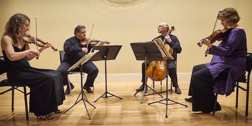 Laudholm Live: DaPonte String Quartet