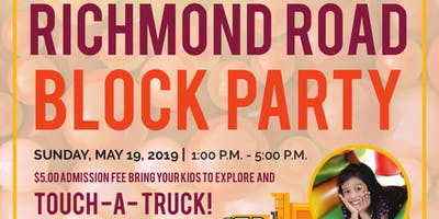 Richmond Road Block Party