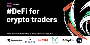 #DeFi for crypto traders