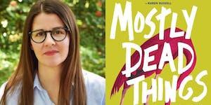 Kristen Arnett at Books & Books!