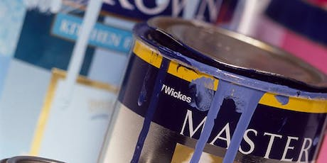 Community RePaint - Calverton Collection slot - 11am - 12 mid day tickets