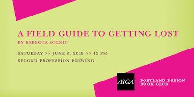 AIGA Portland Design Book Club, June 2019