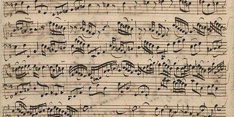 IV Festival Música als Masos - Sonates de Bach entradas