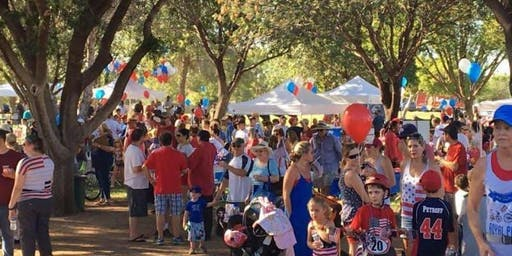 Royal Palm Neighborhood Fourth of July Vendor Sign-Up
