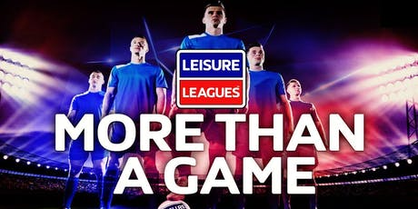 Leisure leagues colchester Monday Night 6 A Side league  tickets