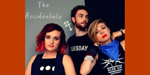 The Accidentals (Opener: Lisa G and the Lucky Ones)