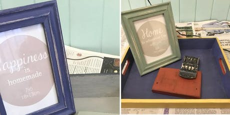 Learn to Use Chalk Paint - An Introduction tickets