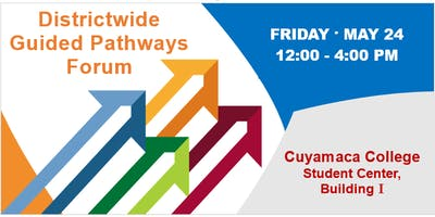 GCCCD Districtwide Guided Pathways Forum