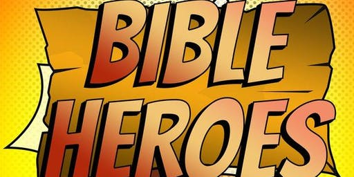 Heroes of the Bible VBS at St. Mark Brookline