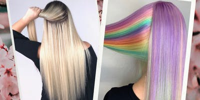 The Art Of Hair Extensions & Vivid Color