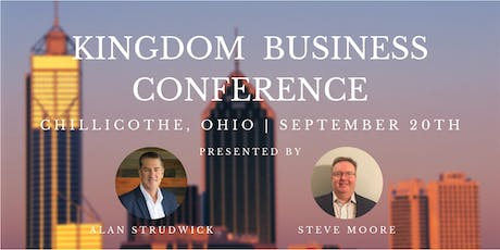 Kingdom Business Conference tickets