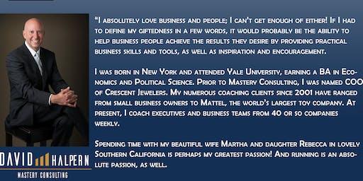 Business Mastery with David Halpern