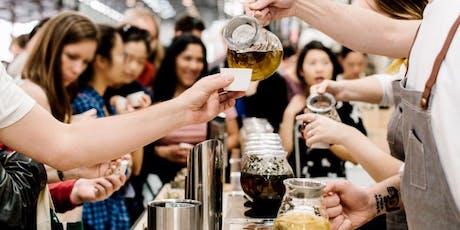 Explore Tea: Tea Class & Tea Tasting  tickets