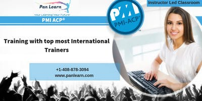 PMI-ACP (PMI Agile Certified Practitioner) Classroom Training In Columbia, SC