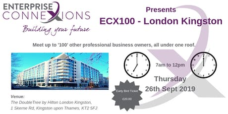 ECX100 - London Kingston tickets