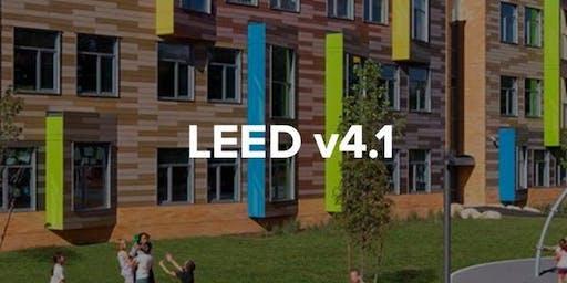 The Next Evolution of LEED: v4.1 - Nashville, TN